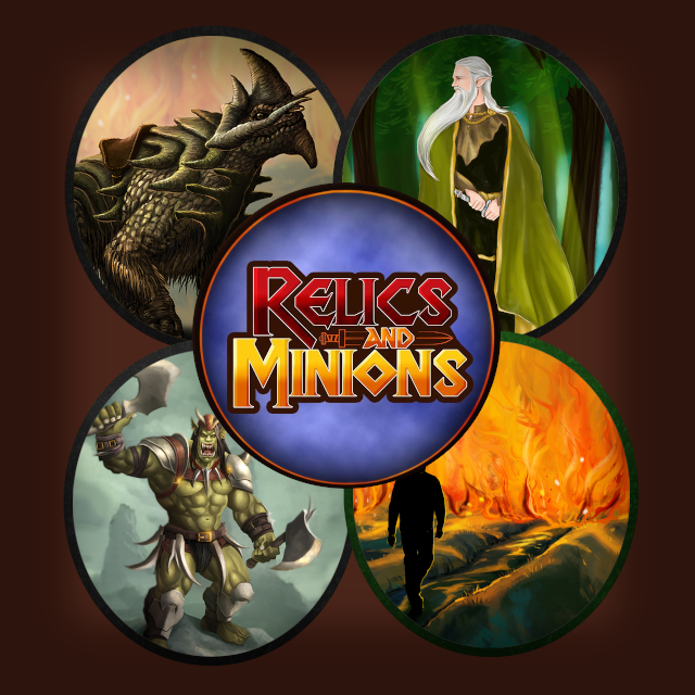 Relics & Minions – Online Card Game