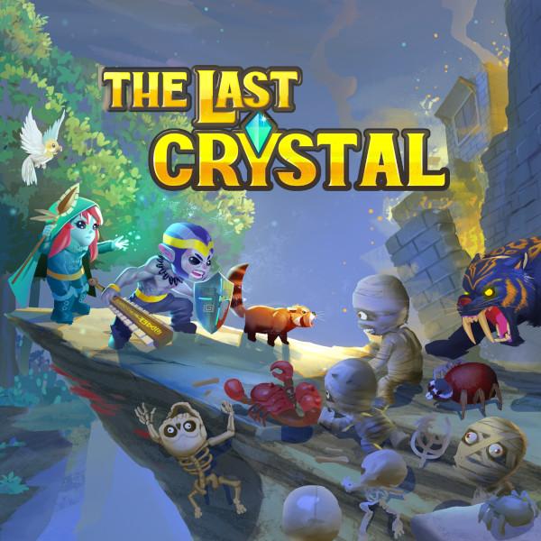The Last Crystal